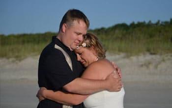 Myrtle Beach Vow Renewals Simple Wedding Day
