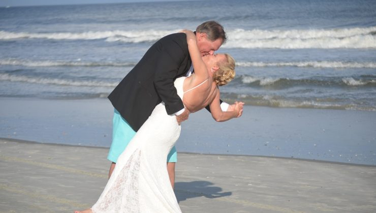North Myrtle Beach Wedding Day