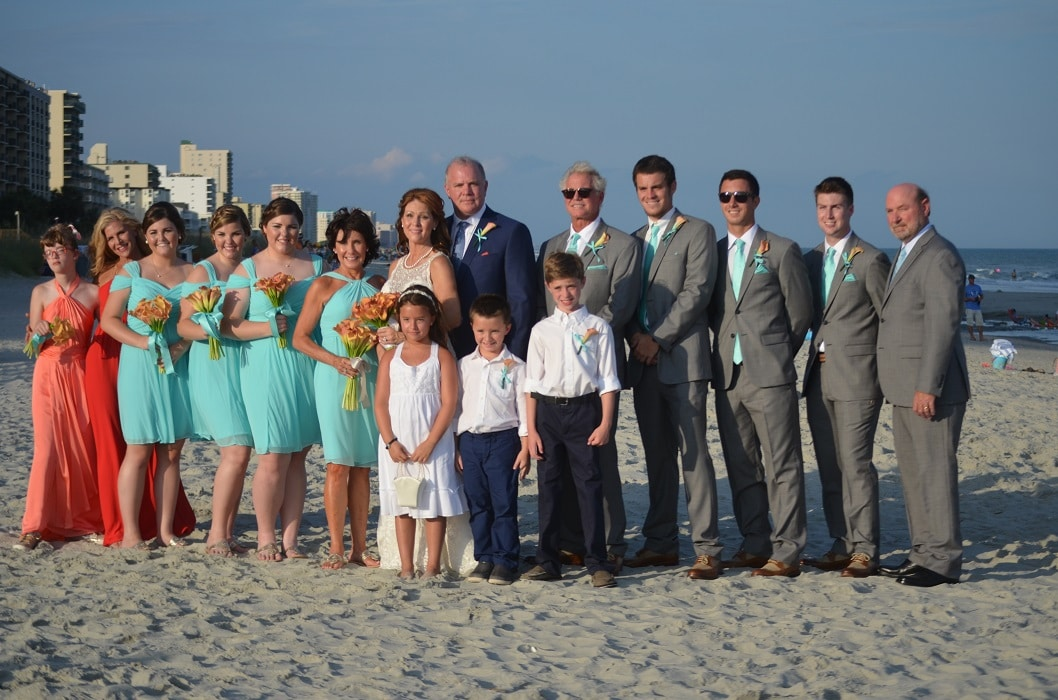 North Beach Plantation Weddings