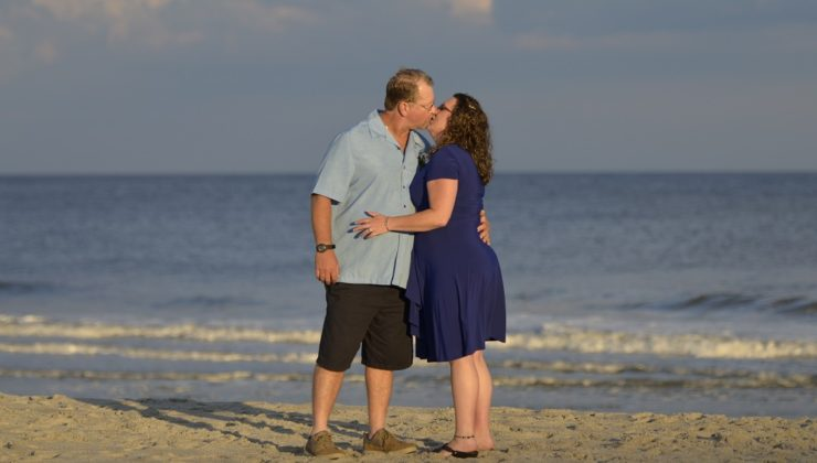 Surfside Beach 6th Avenue Wedding