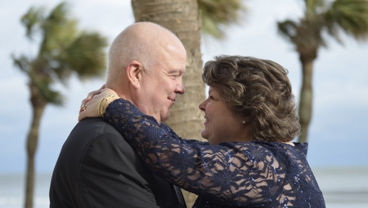 Beautiful Myrtle Beach Wedding