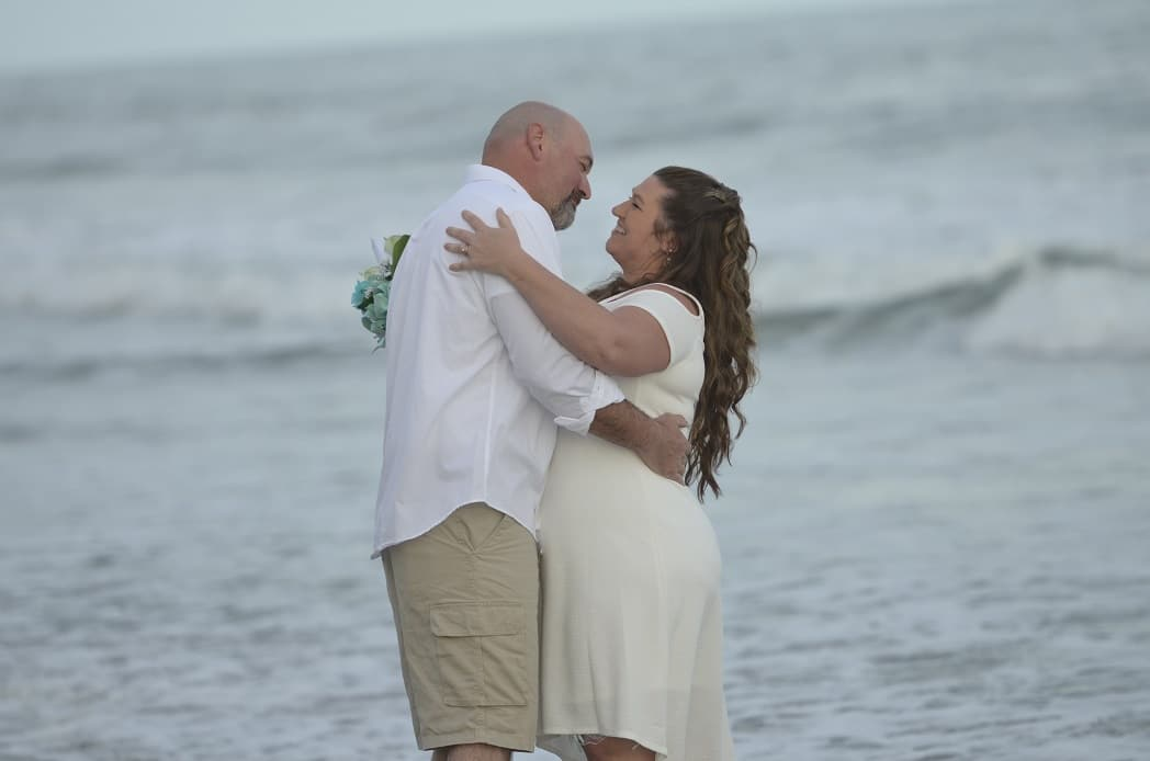 North Myrtle Beach Bay Watch Resort Wedding