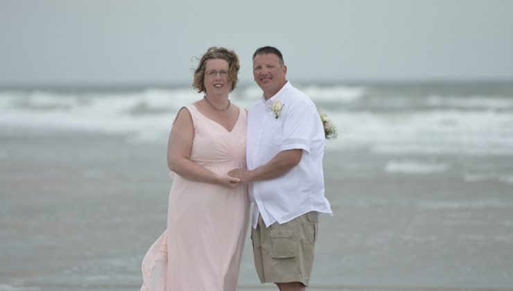 Myrtle Beach Wedding Renewal Ceremony
