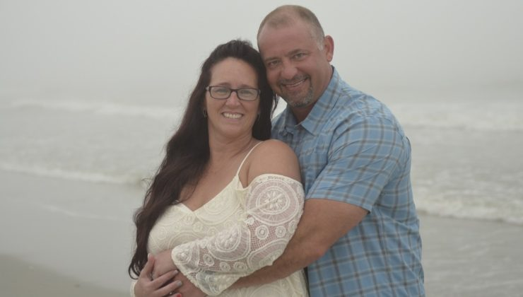 North Myrtle Beach Vow Renewal Ceremony
