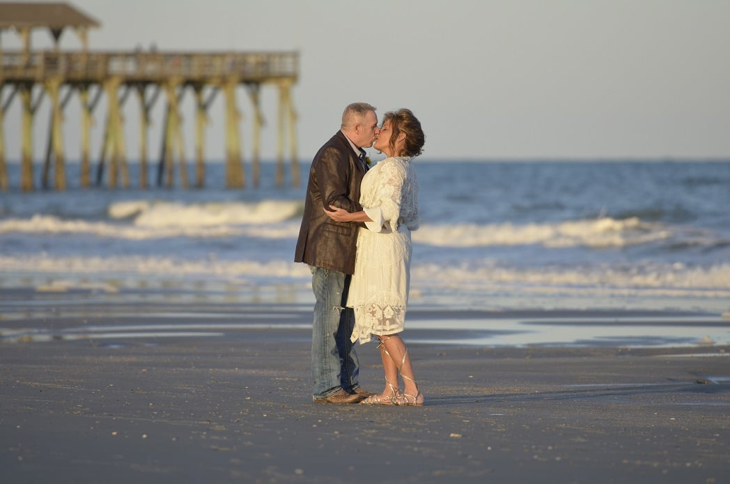 Myrtle Beach Intimate Wedding Day